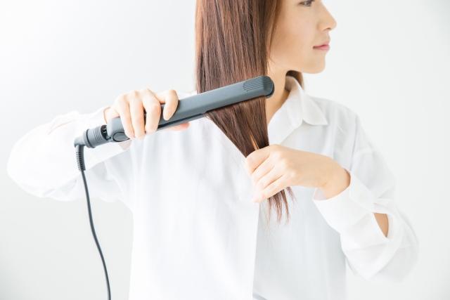 髪ストレートアイロンの正しい選び方から使い方!熱からの守り方まで徹底公開!!!