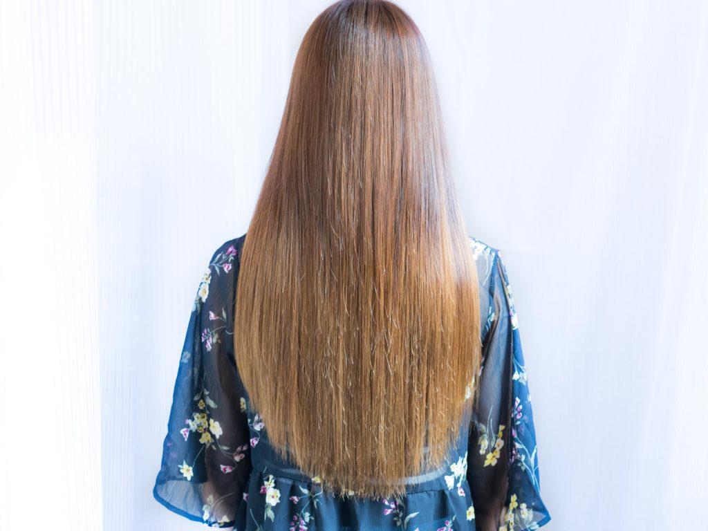 縮毛矯正オススメの髪型って何?やっぱりロングヘアなの?DRAN(ドラン)の縮毛矯正ロングスタイルをご紹介