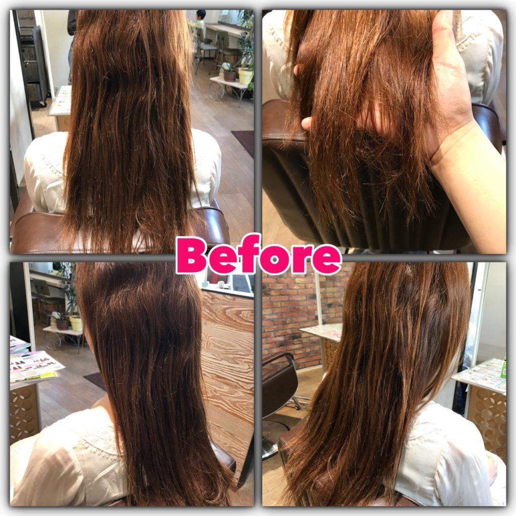 髪質改善カラーはこう作る!!DRAN(ドラン)流髪質改善カラーまとめポイント