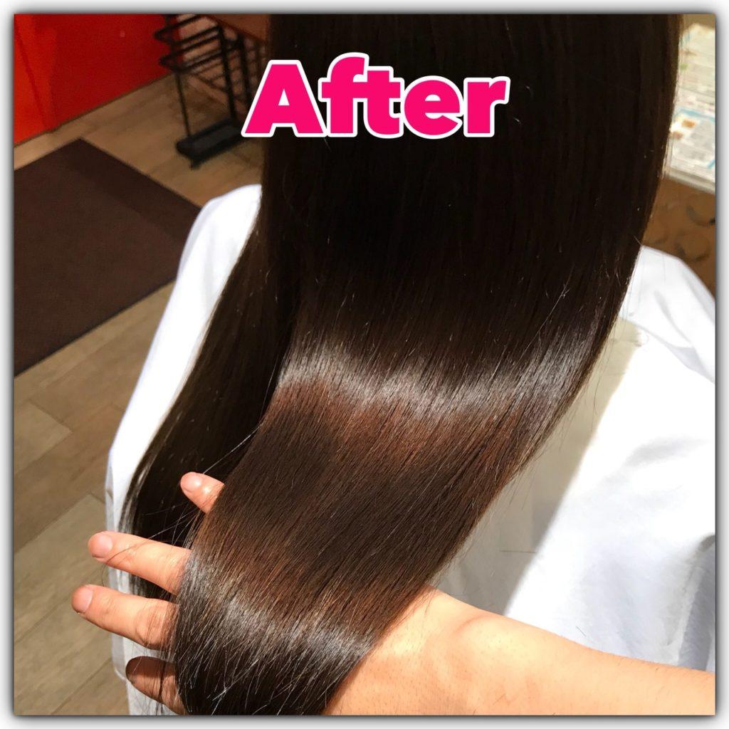 髪のうねりで困っている方は髪質改善カラーにお任せ!DRAN(ドラン)での実際の施術をご紹介