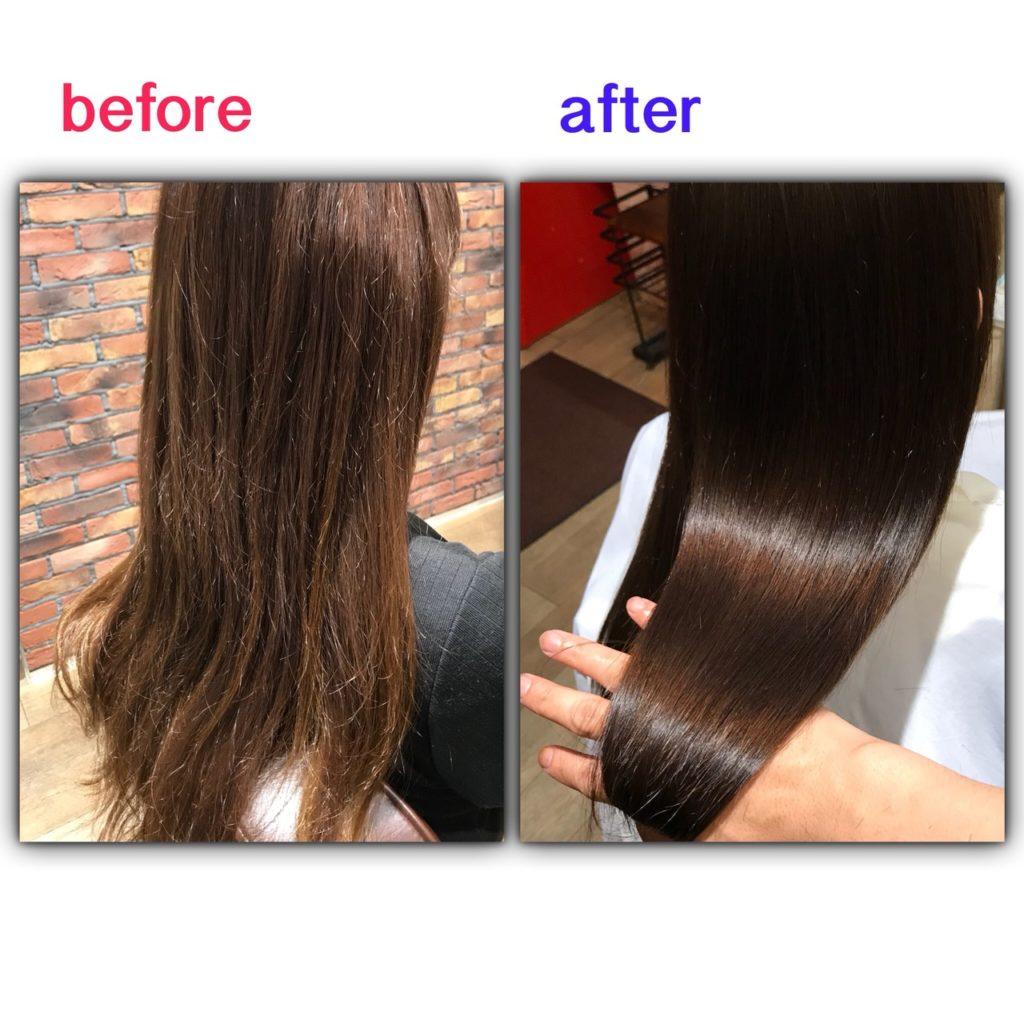 髪のパサつき広がりをヘアトリートメントで抑える方法とは?